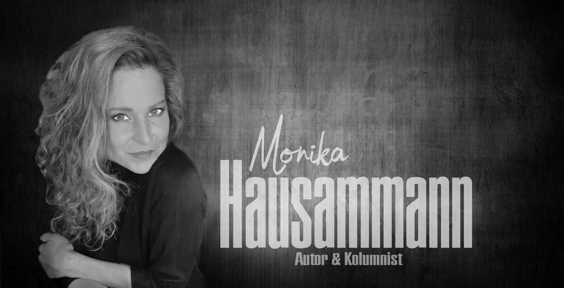 Monika Hausammann : Autor & Kolumnist | Thriller Schweiz